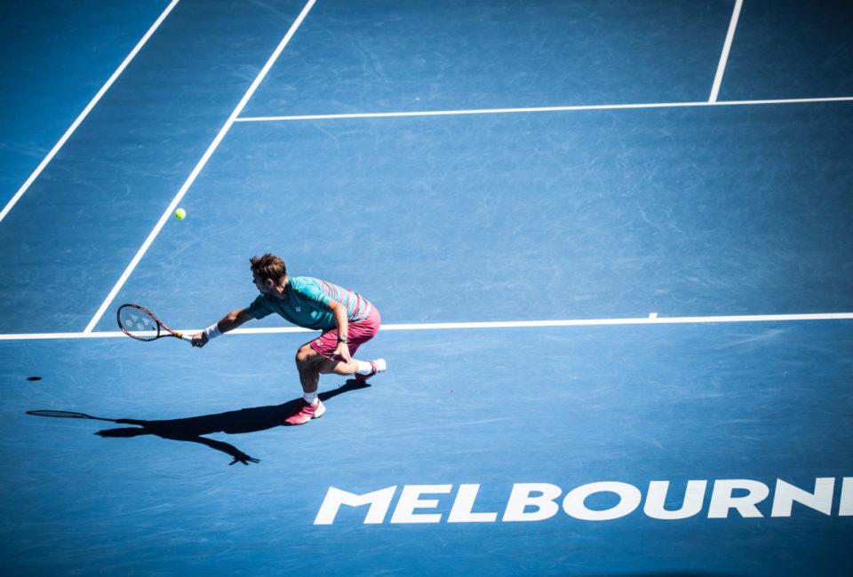 Australian Open od środka!