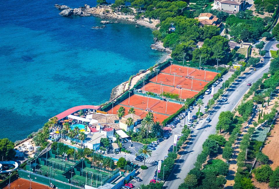 Obóz tenisowy na Majorce Wrzesień 2018