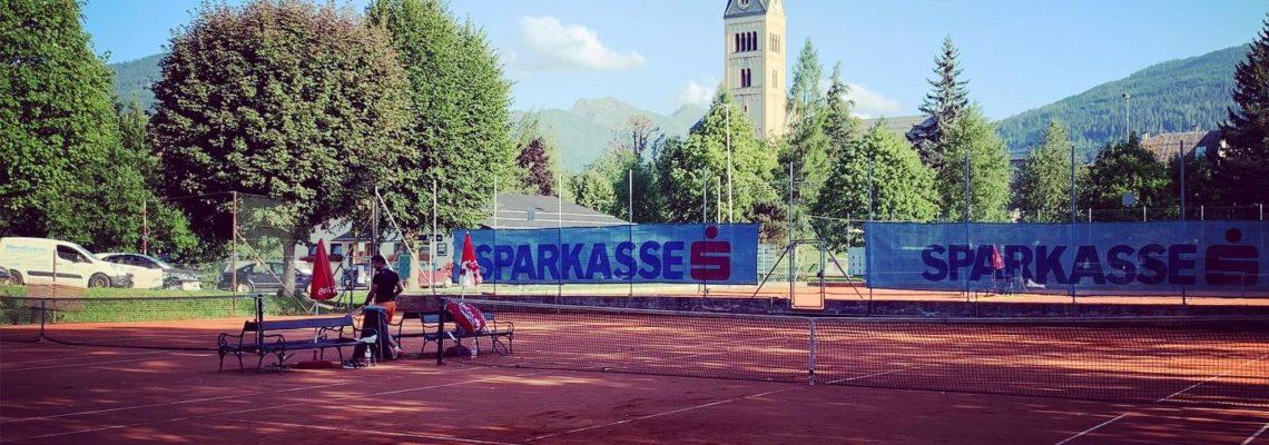 Rodzinny obóz tenisowy w Austrii