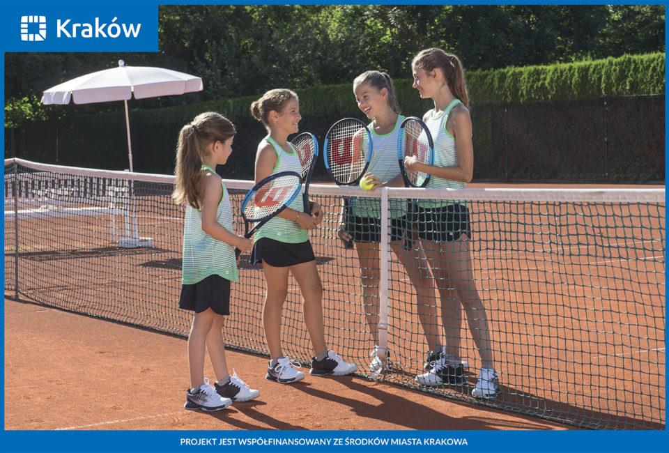 Zajęcia tenisowe dla dzieci i młodzieży w wieku 7-17 lat